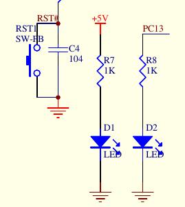 Blink LED on the STM32F103C8T6 - Bits and Bytes